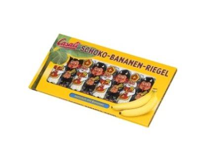 Casali Banánky v čokoládě čert/mikuláš 110g