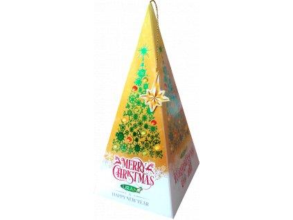 Liran Zlatý Stromeček Zelený čaj skořice, med 20x2g