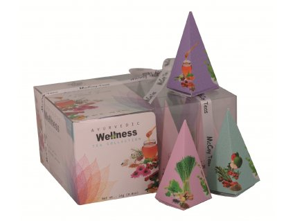 MC Coy  Teas wellnes collection 12x2g