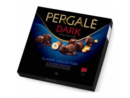 Pergale Dark Chocolate Classic Collection 125g