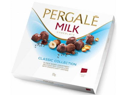 Pergale milk Classic collection 125g