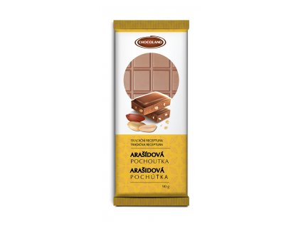 Chocoland Arašídová pochoutka 90g