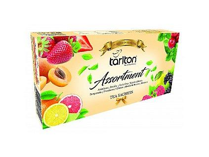 Tarlton Assortment 10 Flavour Black Tea 100x2g