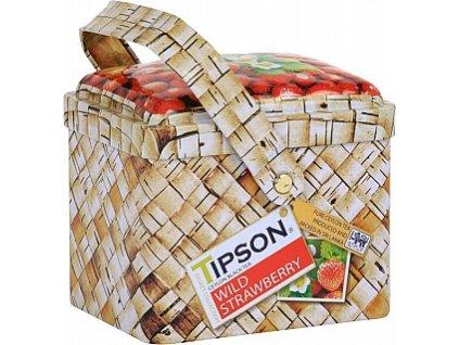 Tipson Basket Wild Strawberry plech 80g