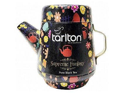 Tarlton Tea Pot Supreme Fantasy Black Tea plech 100g