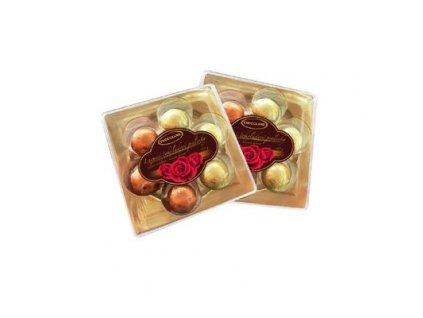 Chocoland Čokoládové pralinky Květina 90g