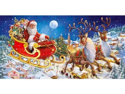 Windel Exklusivní Adventní kalendář maxi 240g