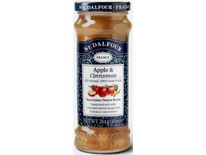 St. Dalfour Jablko a skořice Ovocná pomazánka 284g