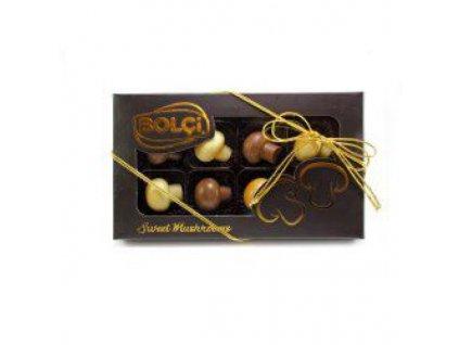 Bolci Čokoládové hříbky hnědé 120g