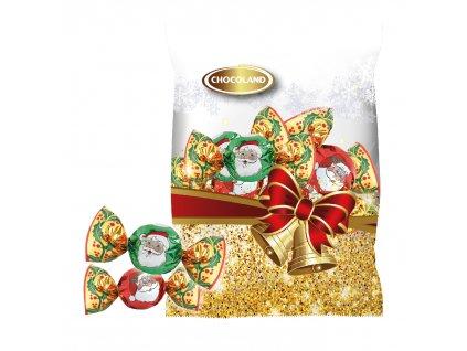 Chocoland Vánoční pralinky s lískooříškovou příchutí 82 g