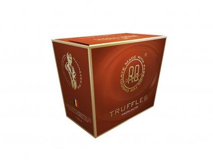 Rudolf Braun Belgické čokoládové lanýže s lískovými oříšky 175g