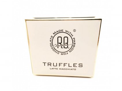 Rudolf Braun Belgické čokoládové lanýže Latte Macchiato 175g