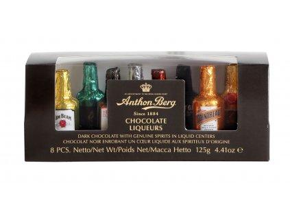 Anthon Berg Likérové lahvičky 125g