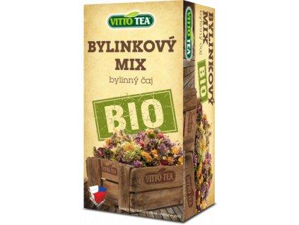 Vitto tea Bylinkový mix bio 20x1,5g