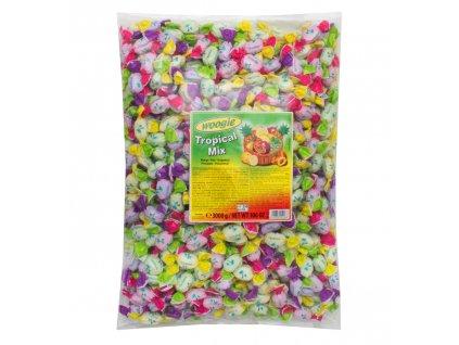 Woogie Tropical mix Ovocné bonbóny 3kg
