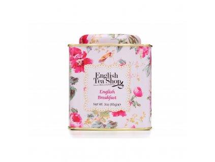 English Tea Shop85g Dárková plechovka sypaný čaj English Breakfast