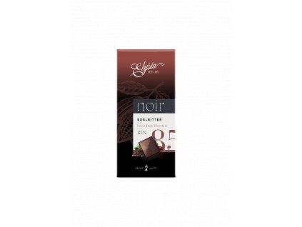 Elysia Čokoláda Noir 85% 100g