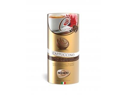Socado pralinky Cappuccino dóza 155g