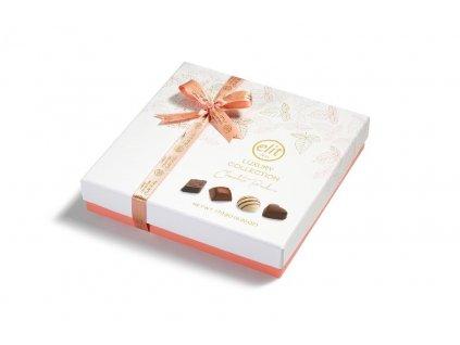 Elit Směs čokoládových pralinek Luxury Peach 170g