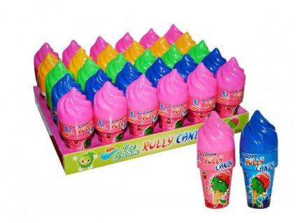 ICe Cream Rolly Candy 28ml 30ks