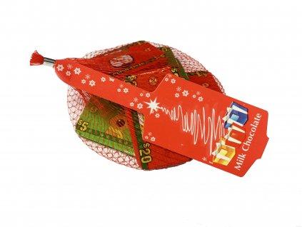 Wal-cor Vánoční bankovky 70g