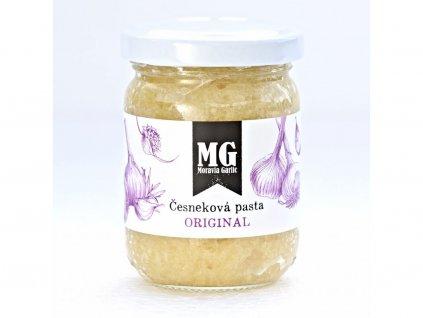Moravia Garlic Česneková pasta original 120g