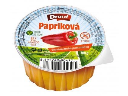 Druid pomazánka s červenou paprikou 100g