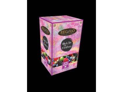 Regalo Forest Berry Černý čaj lesní ovoce 20x2g
