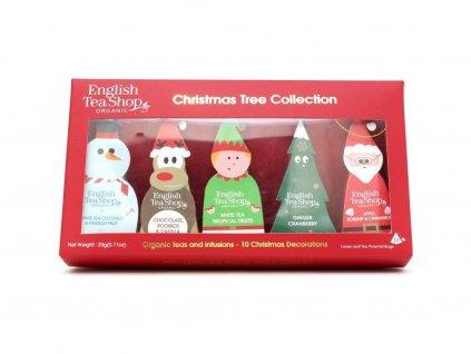 English Tea Shop Dárková sada Vánočních figurek na stromeček 20 g