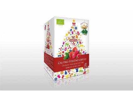 Vitto Tea Vánoční čaj pro štastné chvíle 15x2g