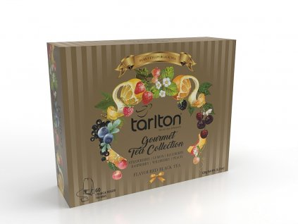 Tarlton Assortment Presentation Black Tea 60x2g