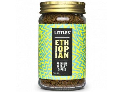 Littles Instantní prémiová káva Ethiopian 100g
