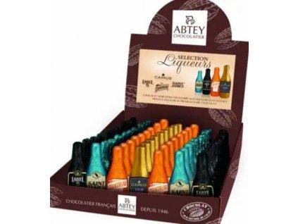 Abtey Likérové lahvičky 13g display mix balení 70ks