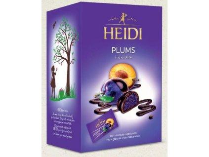 Heidi Švestky v hořké čokoládě 185g