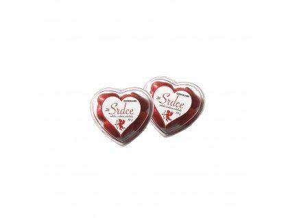 Chocoland bonboniéra ze Srdce 50g