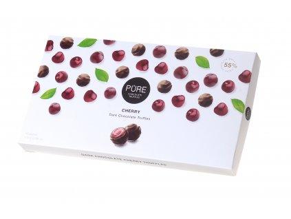 PURE Cherry Truffle s višňovou náplní 110g