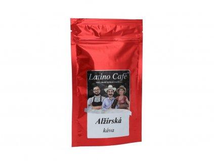 Zrnková aromatizovaná Alžírská káva 100g