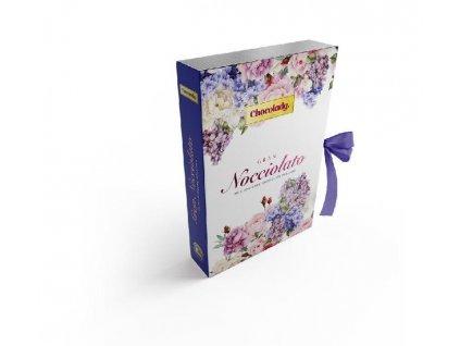 Chocolady Kniha Nocciolate 150g
