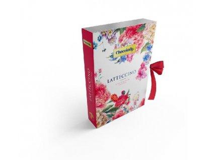 Bonboniéra Kniha Chocolate Latecino 150g