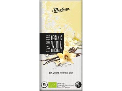 Meybona Bio Bílá čokoláda 100g