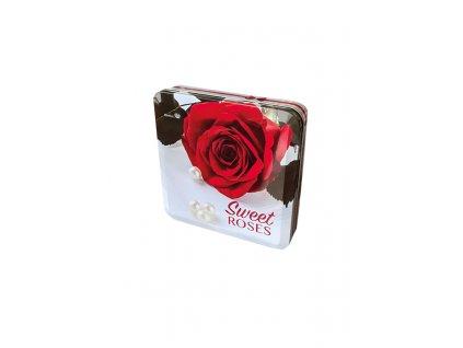 Sweet Roses Pralinky plněné mléčným krémem 190g