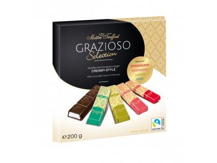 Maitre Truffout Grazioso Selection Creamy Style 200g