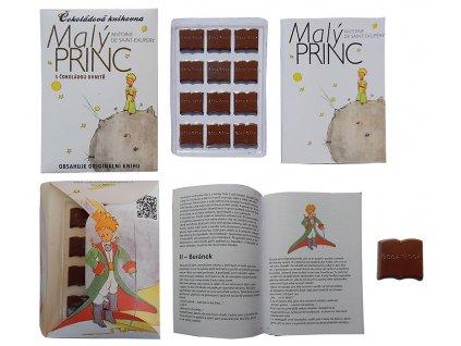 Fikar Čokoládová knihovna Malý princ 60g