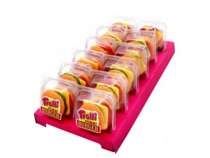 Trolli Burger želé 50g (display 20ks)