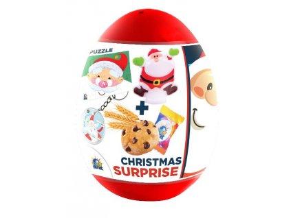 Christmas suprice Vánoční vajíčko s překvapením 5,5g