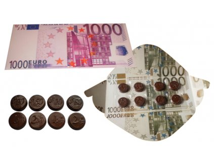 Fikar Bankovka 1000 Euro 60g