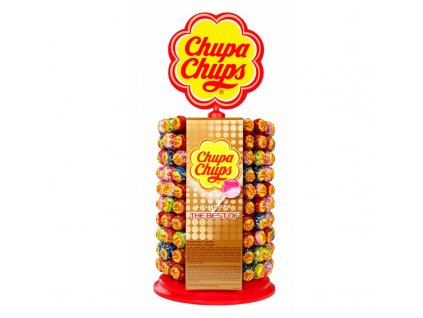 Chupa Chups  lízátko kolotoč 12g 200ks