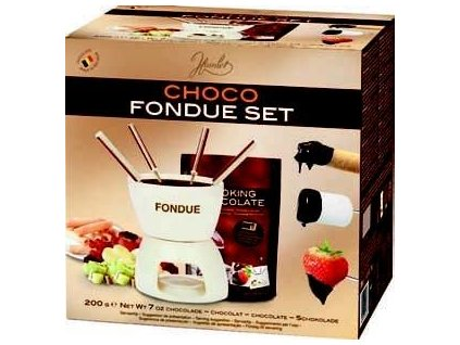 Hamlet Choco Fondue set 200g