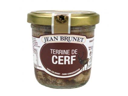 Jean Brunet Jelení terina Special Edition 90g