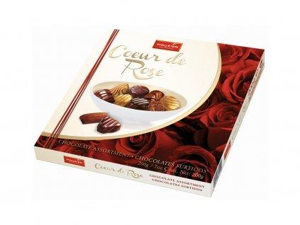 Bonboniéra Mauxion Coeur de Rose 200g